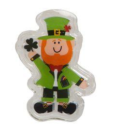 St. Patrick's Day LED Gel Cling-Leprechaun