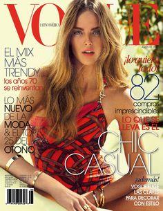 Shannan Click by Nicolas Moore Vogue Mexico August 2008