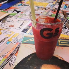 G's Bloody Mary