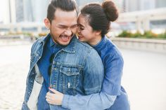 A Casual Contemporary Pre-Wedding Shoot In Singapore - 006