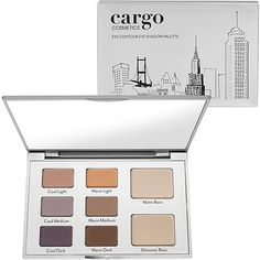 Cargo Eye Contour Palette for Spring 2016. I can not wait to get this palette. Cargo is becoming one of my top favorite cosmetic companies. I haven't been disappointed with any of their products yet.