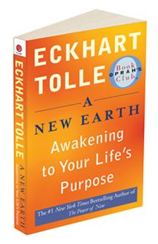 """A New Earth"" is a great tool for life!"