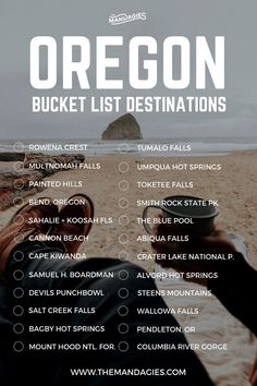 Save this pin for Pacific Northwest travel inspiration later… Travel tips 2019 Oregon Bucket List. Save this pin for Pacific Northwest travel inspiration later, and click the link for more Oregon travel tips! Oregon Road Trip, Oregon Travel, Oregon Vacation, Oregon Coast Roadtrip, Road Trips, Vacation Spots, Vacation Ideas, Oregon Tourism, West Coast Road Trip