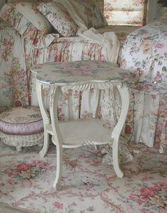 Романтические спальни, постельное белье в стиле шебби шик. Комментарии : LiveInternet - Российский Сервис Онлайн-Дневников