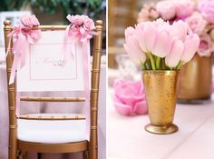 Pretty chair sign for mommy-to-be. Photos by @Melody Melikian Photography