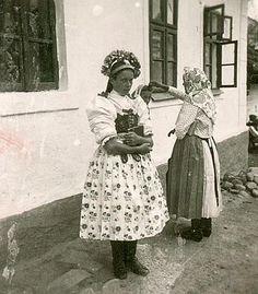 Štôla (Spiš) Czech Republic, Traditional Outfits, Panama, German, Hipster, Costumes, Tags, Photography, Polish