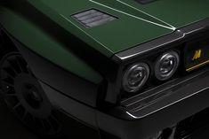 Another Look at the Stunning Lancia Delta HF Integrale Evoluzione: Just prior to its Grand Basel debut. Ferrari F40, Maserati, Fiat Uno, Mercedes Clk, Citroen Ds, E30, Chevrolet Camaro, Rolls Royce, Bmw 2002 Turbo