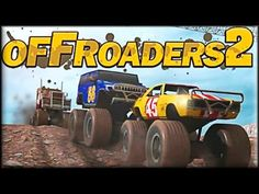 Come and play Offroaders 2 and get your vehicle to compete on a number of tracks and see if you are number one. Earn money from finishing races and doing stunts on each level. Use the money to buy a new vehicle or to upgrade your current vehicle. Use your boost wisely in each race to get ahead or catch up to your opponents. Use your skill on driving and prove to be the best! More info and links to play games, you can find it here: http://www.freegamesexplorer.com/games/videos/offroaders-2/