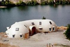 Tornado-Proof domed homes In Texas