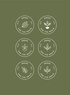 Green & The Grain | Design By Rowan Made