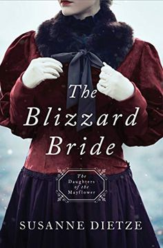 The Blizzard Bride (Daughters of Mayflower by Susanne Dietze When Abigail . The Blizzard Bride (Daughters of Mayflower by Susanne Dietze When Abigail Bracey's father t Barbour, Thriller, Kindle Ebooks, Books To Read, My Books, Mystery, Historical Romance, Historical Fiction Books, Great Books