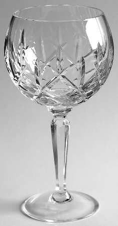 Lady Anne by Gorham...our crystal pattern