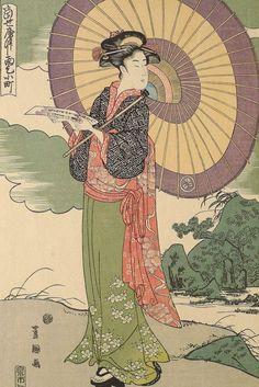 Japanese Ukiyoe Woodblock print antique Utagawa by UkiyoeSalon