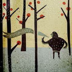 Winter is here by menulis yra nulis