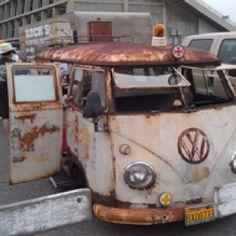 VW ambulance