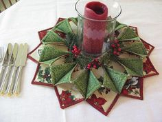 A dimensional wreath or a fun table topper - you decide! Easy enough to whip up in an afternoon! Single sided In-R-Foam 12 pieces 6in x 6in. This product is use