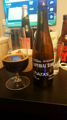 Imperial Stout 20th Anniversary Limited Edition by O'Hara's Brewery (Carlow Brewing Company)