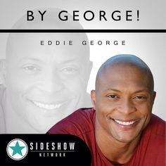 Sign up for Eddie's new podcast, BY GEORGE! today!! Eddie George, Heisman Trophy, Sign, Signs, Board