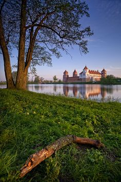 UNESCO World Heritage Site.                                      Mir Castle  (Мірскі замак, Беларусь)  Mir Castle Complex, in the towm of Mir  in the Karelichy district of the Hrodna Voblast. BELARUS