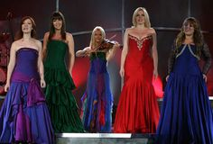 Celtic Woman -The kids and I love this group, we've watched our dvd of their concert so many times.
