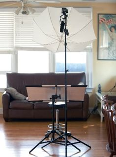 speedlight Lighting setup | lighting setup living room