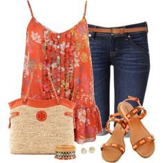 """""""Ready for Summer"""" by daiscat on Polyvore"""