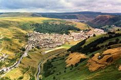 The Rhondda Valley - Google Search