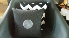 100% cotton cushion covers. Made by Trific Interiors - what a great combination  www.trificinteriors.com.au