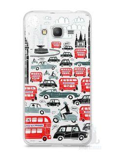 Capa Samsung Gran Prime Londres #2 - SmartCases - Acessórios para celulares e tablets :)
