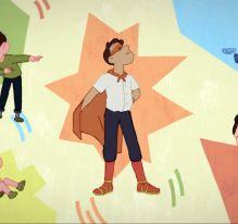 Super pouvoirs pourris, interprété par Aldebert