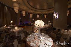 Wedding reception at