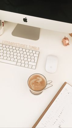 My beloved little ring-holder doesn't get enough love, I think. It's a beautifully designed copper elephant and it sparks hella joy! $15.49 on amazon | #affiliate #desk #studygram #coffee #ringholder