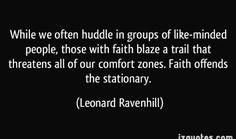Leonard Ravenhill. Faith