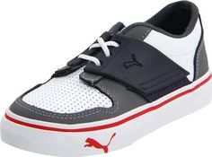 Puma El Ace 2 Sneaker (Toddler/Little Kid) Puma. $21.67. Rubber sole. Removable kinder fit sockliner. Leather and synthetic. Non-marking outsole