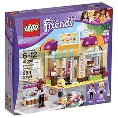 Downtown Bakery LEGO® Friends Set 41006 Start selling now: www.sellonrakuten.com