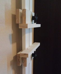 Do it yourself space saving wall easel cool stuff pinterest wall easel part2 diy easelart solutioingenieria Gallery