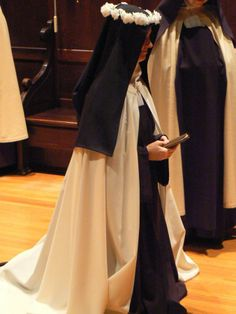 Discalced Carmelite Nuns of Loretto Carmel  Clothing Day