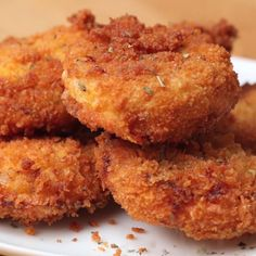 Pizza Onion Rings - Video Recipe, Ingredients list and easy step by step instructions. Visit us online for more Tasty Recipes! Appetizer Recipes, Snack Recipes, Cooking Recipes, Easy Recipes, Diet Recipes, Cooking Food, Protein Recipes, Potato Recipes, Summer Recipes