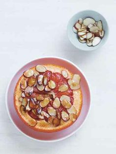 Quick Breakfast Recipes - Easy Breakfast Ideas - Redbook-Broiled grapefruit with almonds and honey
