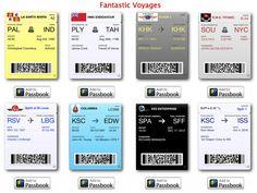 Passbook, nova carteira virtual da Apple no iOS 6, ganha bilhetes históricos como Titanic, Columbia e até 'Lost'