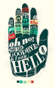 """Hello, Hello"""