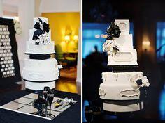 Couture Wedding Cake - Sugar Realm, Fine Bakery & Cake Design