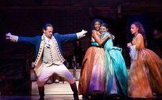 Wooing the sisters  ladies and gentlemen, Alexander Hamilton