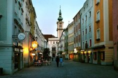 Linz, Austria. Repinned by www.strobl-kriegner.com #hometown #Linz #roots