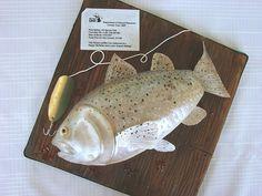 Fish cake by springlakecake, via Flickr