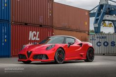 Alfa Romeo 4C Tuned by Zender Italia Is Stunning - Video, Photo Gallery - autoevolution