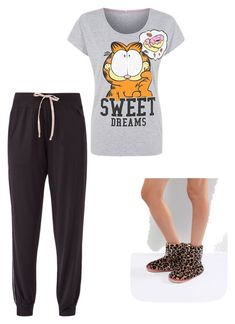 """Untitled #16"" by denierika on Polyvore featuring interior, interiors, interior design, home, home decor, interior decorating, George, DKNY and Hunkemöller"