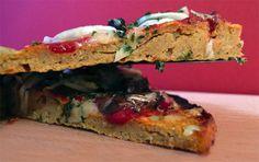 Protein Pizza: 2 Healthy And Delicious Recipes! - Gluten-Free Sweet Potato Protein Pizza - Bodybuilding.com