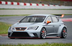 Seat Leon Cup Racer for Worthersee is one bad machine
