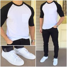 Amazing 37 Best White Sneakers for Men in 2018 Best White Sneakers, White Sneakers Outfit, Sneakers Fashion, Fashion Outfits, Men Sneakers, Sneakers Style, Running Sneakers, Leather Sneakers, Men's Casual Outfits